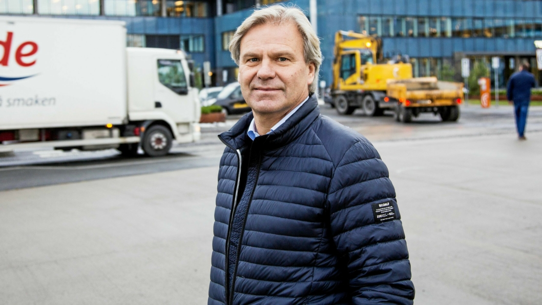 Knut Fredrik Ramstad, administrerende direktør i Mixmove, er glad for støtten fra Forskningsrådet.