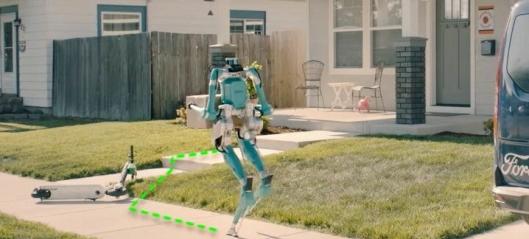 Ford kjøper roboter – for billigere varelevering