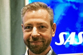 John Eckhoff ny pressesjef i SAS