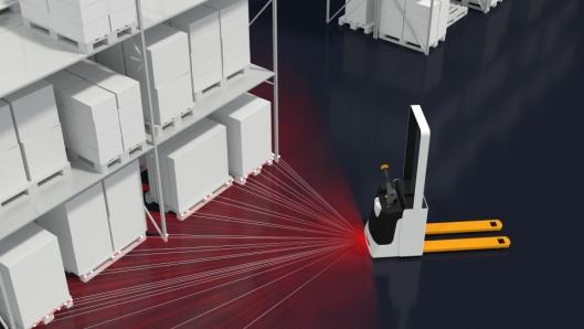 Bosch Rexroth Laser Localization Software