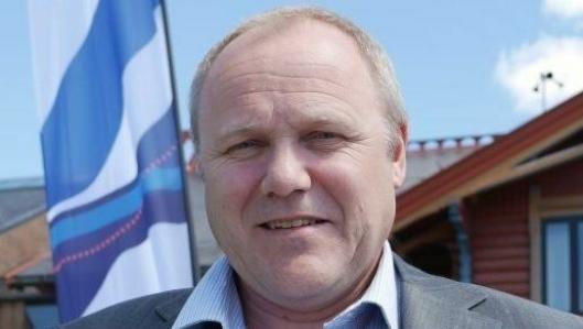 Regionsjef Roar Melum i Norges Lastebileier-Forbund