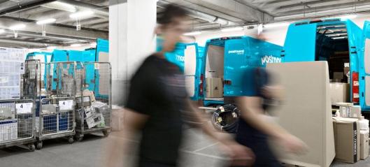 Vurderer å trekke Danmark ut av PostNord