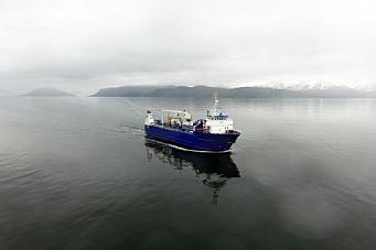 Etterlengtet godsbåtrute realiseres