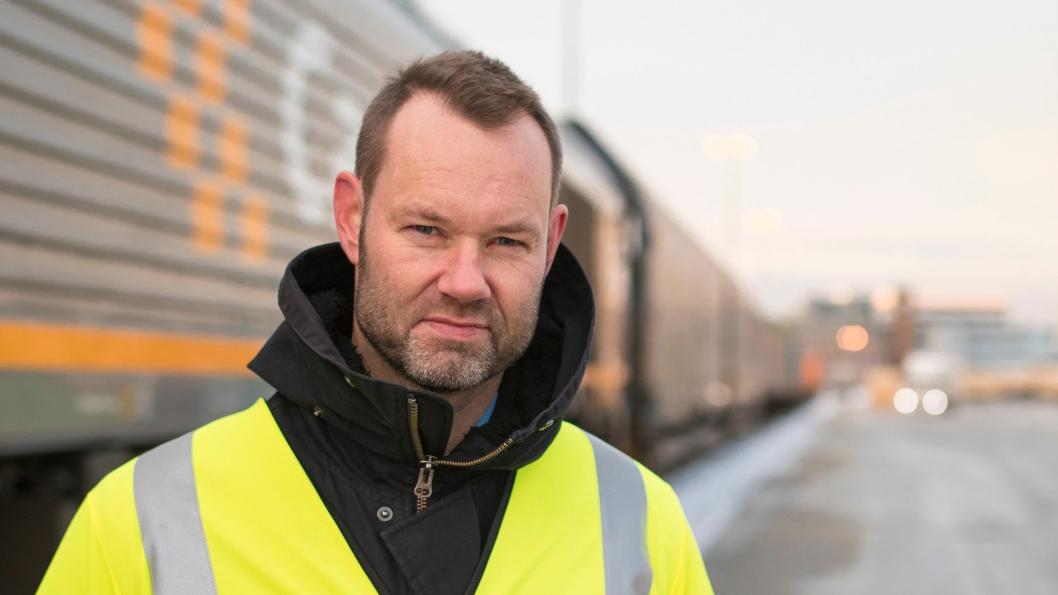 Erik Røhne står bak en heftig snuoperasjon hvor CargoNet tjener penger igjen. I 2019 leverte selskapet den beste punktlighet noensinne.