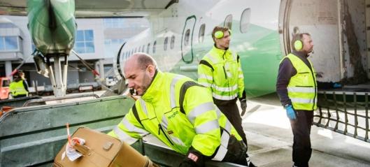 Topper flyfrakt-digitaliseringen