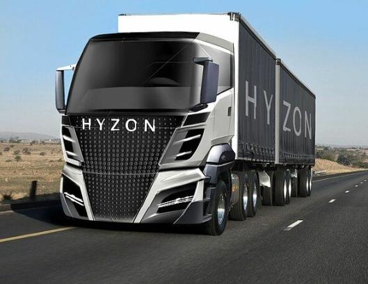 6x4: Den treakslede trekkvognen skal også kunne trekke inntil 80 tonn.