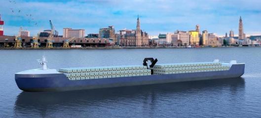 Får 200 millioner kroner til autonome skip
