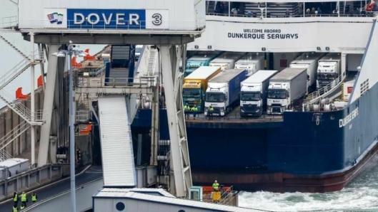 Girteka frykter ikke kaotiske Dover-tilstander, og tror at Brexit gir logistikkselskapet enorme muligheter.