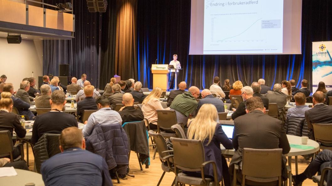 VELLYKKET: Røroskonferansen ble i helgen arrangert for 46. gang. 120 deltakere, de fleste med ledsagere, var på plass til faglig og sosialt samvær.