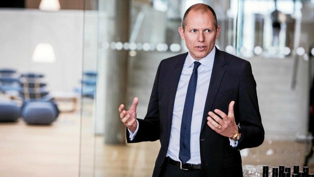 Jens Bjørn Andersen kan igjen feire suksess og presenterer DSVs beste resultat noensinne.