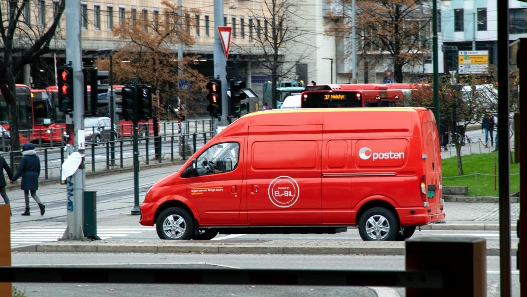 Økt e-handel og fallende brevvolumer preger ikke uventet Postens resultat.