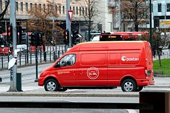 E-handel løfter Posten