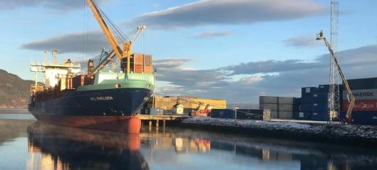 Forlater sjefsstolen i Orkla Shipping