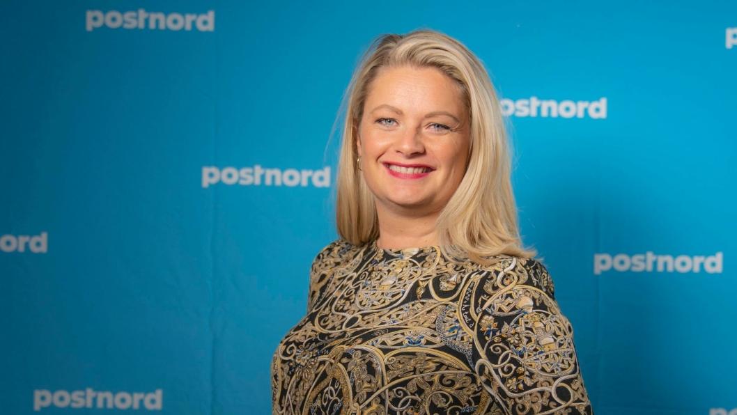 PostNords netthandelsekspert Rikke Kyllenstjerna forteller at mobilbruken vil ingen ende ta.