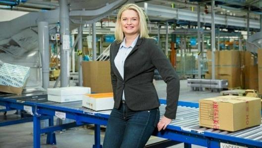 PostNords netthandelsekspert Rikke Kyllenstjerna er i beinhard konkurranse med Bring om e-handelsmarkedet.