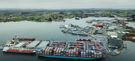 Skal gjøre Karmsund til Norges største