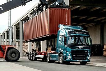 Nye Volvo FM: Nytt førerhus og bedre sikt