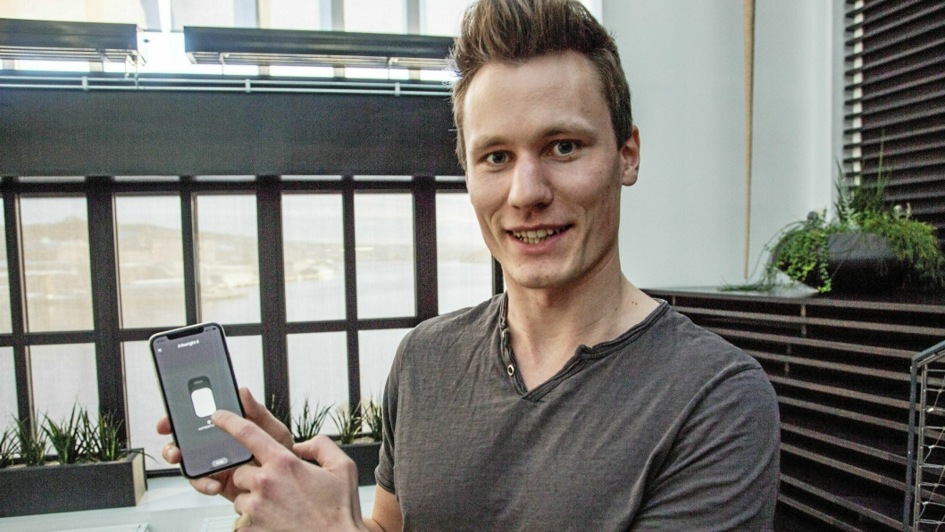 Kris Riise er grunnlegger og daglig leder av Unloc, og kan glede seg over stor interesse fra investorer.