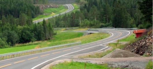 Bedre fylkesveier = mer sjøtransport