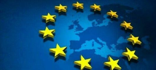 Støtter europeisk «New Deal» ambisjoner