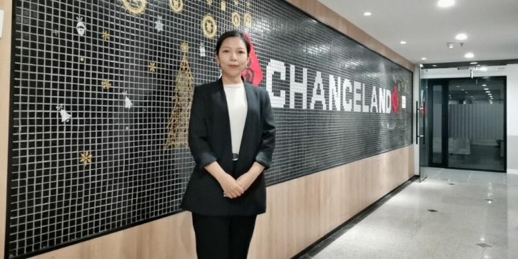 FREJA ønsker velkommen til sin nye Project Manager i Quindao, Kina, Susan Zheng.