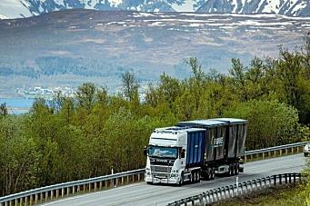 All godstrafikk som normalt