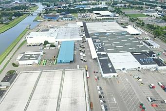 Scania og Volvo stopper produksjonen