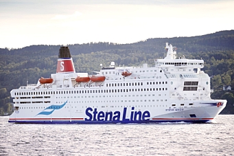 Stena Line dropper Oslo - 30 mister jobben