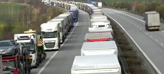 OPPDATERT: Slik påvirker Covid-19 transporten i Europa