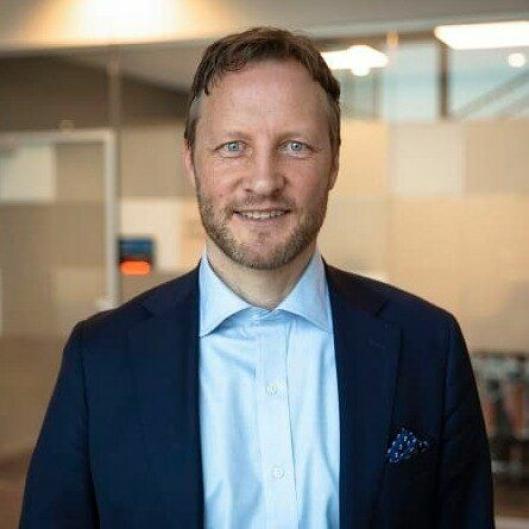 Pressesjef Kenneth Tjønndal Pettersen i Posten forteller at Posten aldri har kjørt så mye hjem til folk som denne uken.