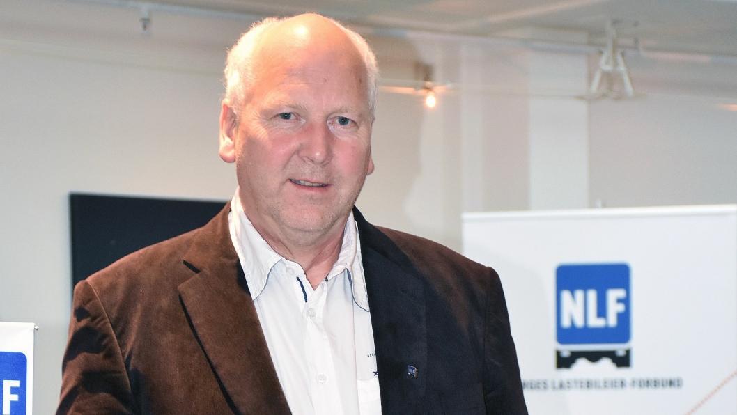 Forbundsleder i NLF, Tore Velten kan smile fra øre til øre etter tirsdagens stortingsvedtak.