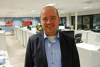 Ny sjef i Nor-Log Gruppen