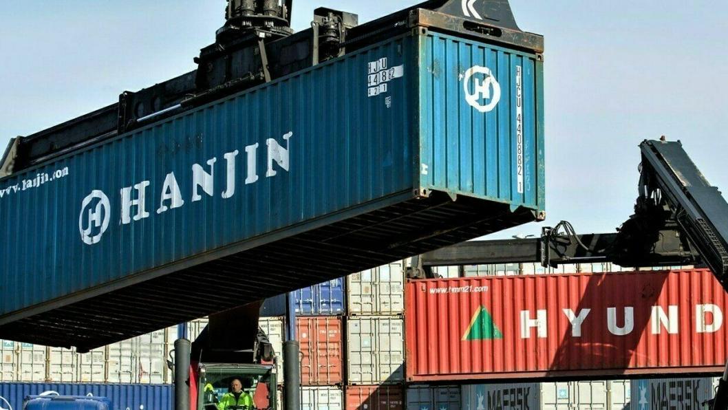 Koronakrisen skaper økonomisk usikkerhet som kan gå ut over havnene på sikt.