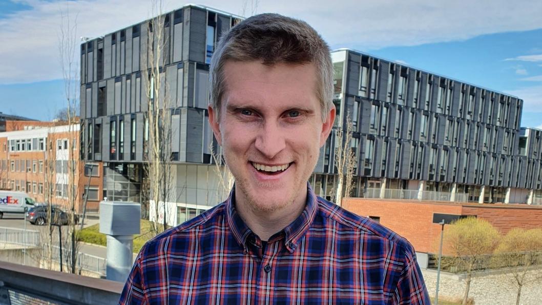 Grunder og daglig leder i Zendera, Kim Aleksander Hammer Iversen, gleder seg til å nå ut til flere kunder med Zendera-konseptet.
