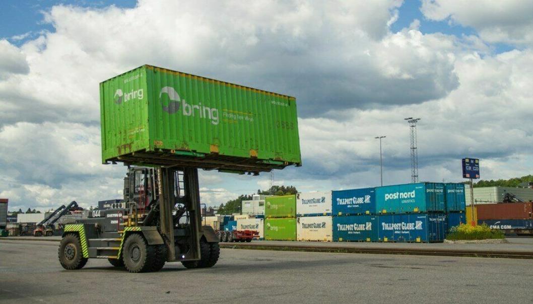 Samferdselsdepartementet setter nå inn flere tiltak for å bedre godsoperatørenes likviditet.