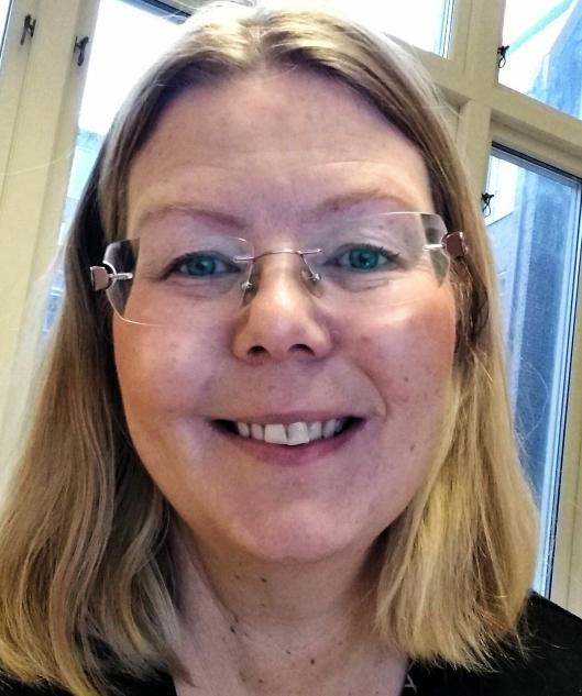 HR-sjef Anna Ekvall intensiverer arbeidet med å finne nye medarbeidere til Descartes.