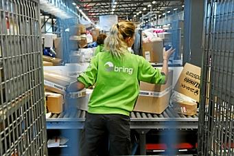 Posten og Bring varsler forsinkelser
