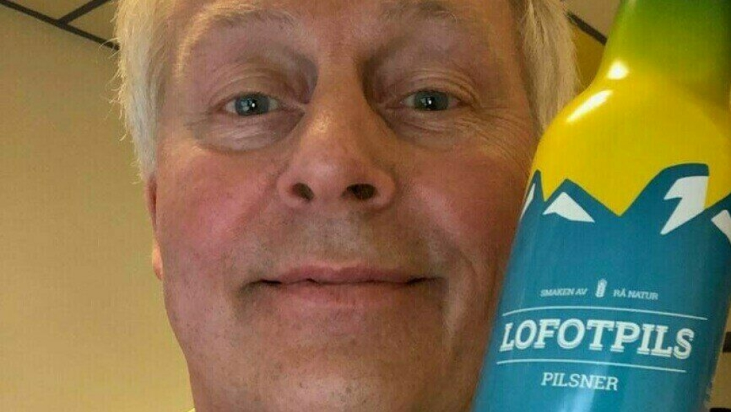 – Vi skal stå han av, sier gründer og eier av Lofotpils, Thorvardur Gunnlaugsson.