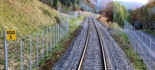 200 mill. kroner ekstra til jernbane-vedlikehold