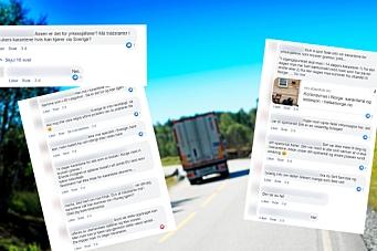 «Evig karantene» for sjåfører