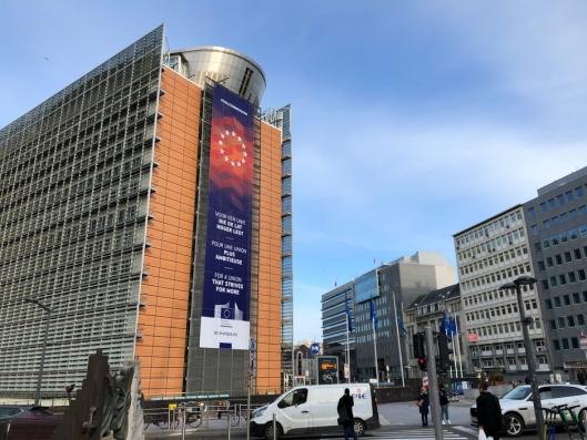 EU-kommisjonen gir tydelig signal om hvor viktige havnene er for verdiskapningen og arbeidsplasser.