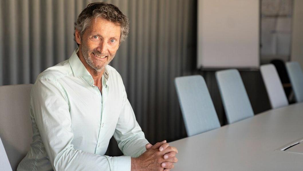 Olav Gauslaa, Key Account Manager i PostNord Norge er godt fornøyd med den nye Varner-avtalen.