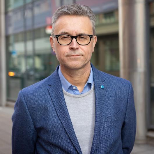 Odd Emil Ingebrigtsen er norsk fiskeri- og sjømatminister.