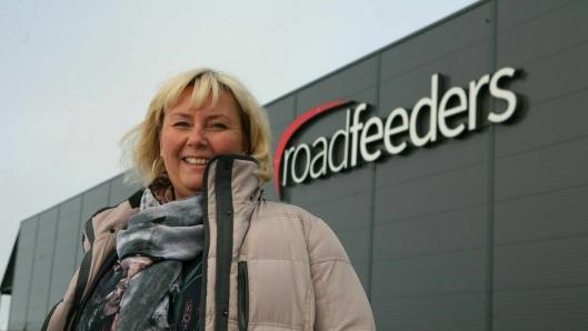 Den tidligere Roadfeeders-sjefen, Lene Mellum, har hoppet av flyfrakt-karusellen og tilbyr i dag tjenester innen HR og HMS. Foto: Per Dagfinn Wolden