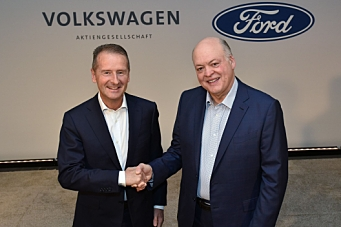 Ford + VW avtalen underskrevet