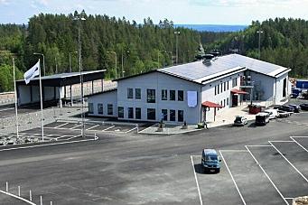 Nye Hån tollstasjon åpner
