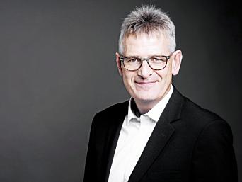 Karl Johan Lier, administrerende direktør i AutoStore, kan glede seg over solid vekst i 2019.