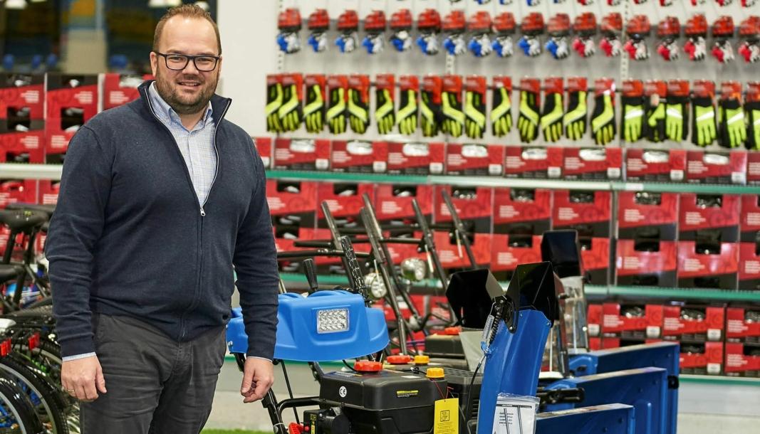 - Nå er alt tilrettelagt for et sterkt og produktivt partnerskap, sier konserndirektør Knut R. Svenningsen i Biltema.