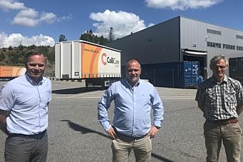 Signerte en av Norge største transportavtaler