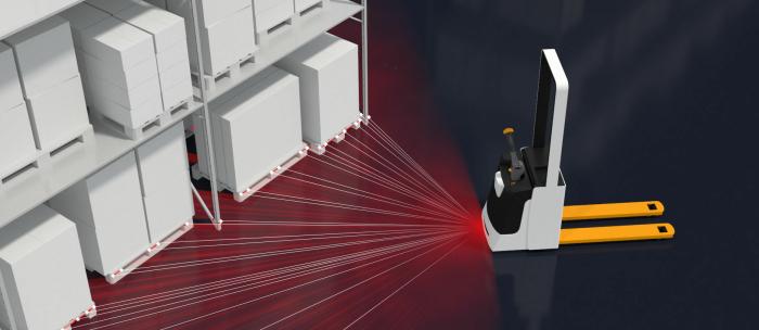 Bosch Rexroth Laser Localization Software.